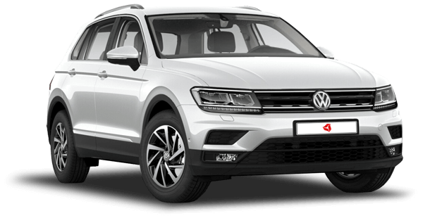 Стекло фары Volkswagen Tiguan (2017 - 2018)