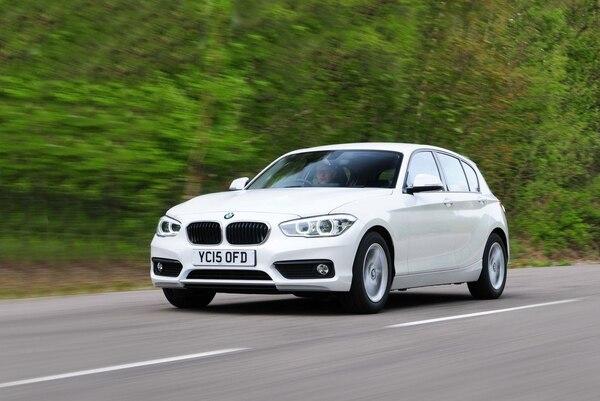 Стекло фары BMW 1 F20/F52 (2015 - 2018)