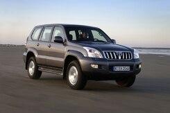 Стекло фары Toyota Prado 120(2002-2009)