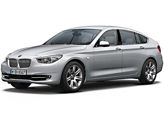 Стекло фары BMW 5 F07 (GT535)  (2010 - 2015)