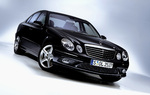 Стекло фары Mercedes-Benz W211 фото 4