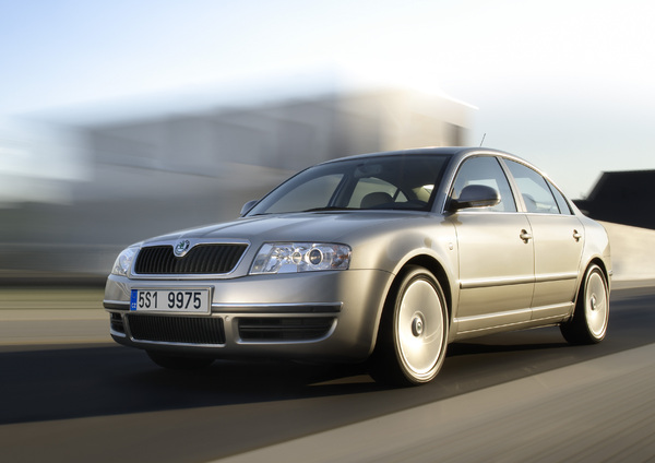 Skoda Superb1(2001-2008)